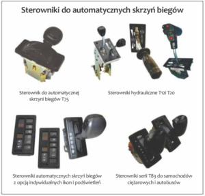 sterowniki do automatycznych skrzyń biegów curtiss-wright drabpol