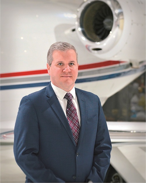 MIKE ADAMSON – nowy Prezes AEA