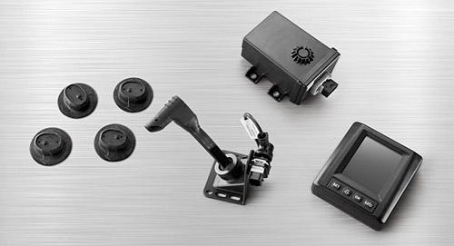 Drabpol, Continental, system CPC, Conti Pressure Check, zestaw