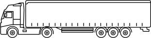 system CPC, ContiPressureCheck, ciągnik z naczepą