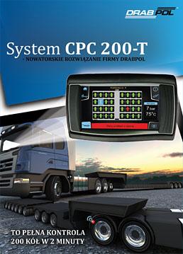 Drabpol, folder CPC 200-T