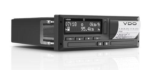 Drabpol, tachograf cyfrowy DTCO 4.0, Continental VDO