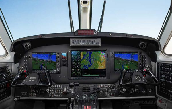 Garmin G1000 NXi integrated avionics